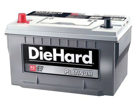 diehard platinum p-2 agm battery