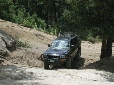 longwater gulch 4x4 trail deckers colorado
