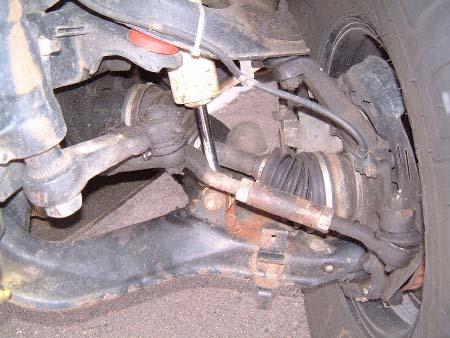 ifs steering conversion heim joint