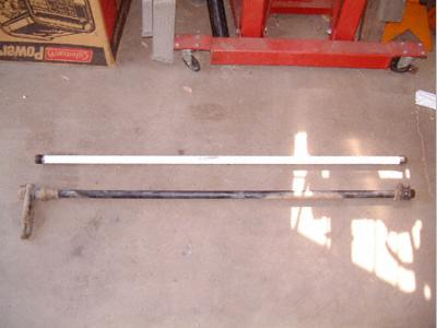 sway-a-way torsion bar