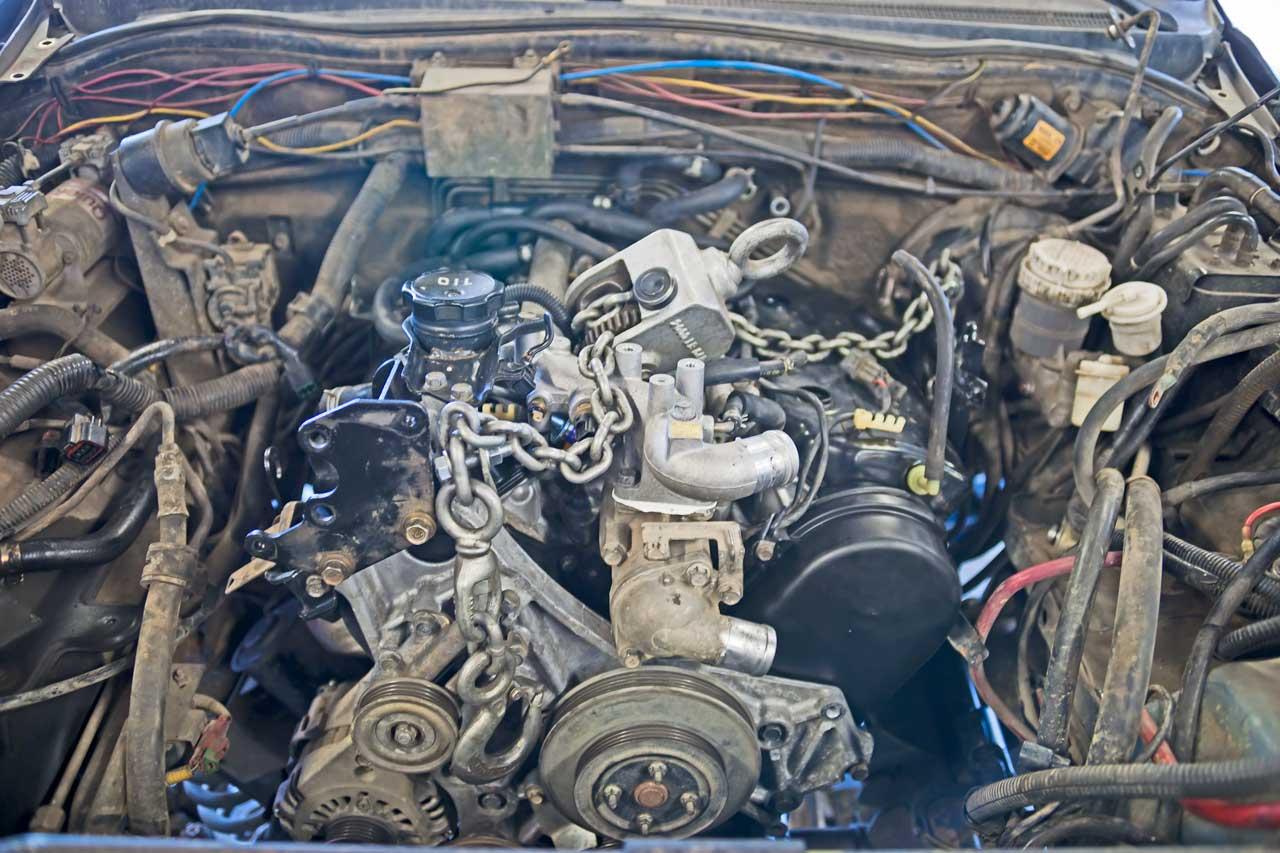 1997 mitsubishi montero sport 2002 3.5 engine