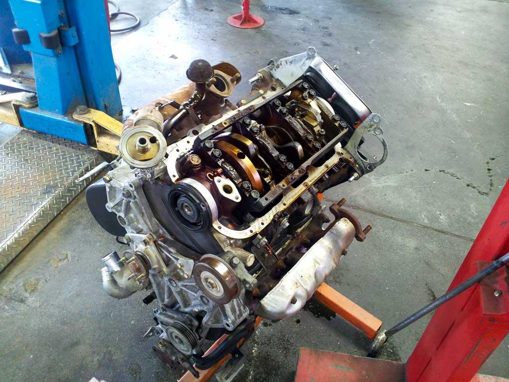 mitsubishi montero sport 2002 3.5 engine