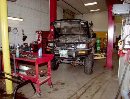 reverse high pinion dana 44 solid axle swap